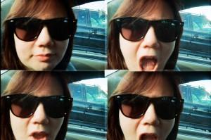 Akciós napszemüveg