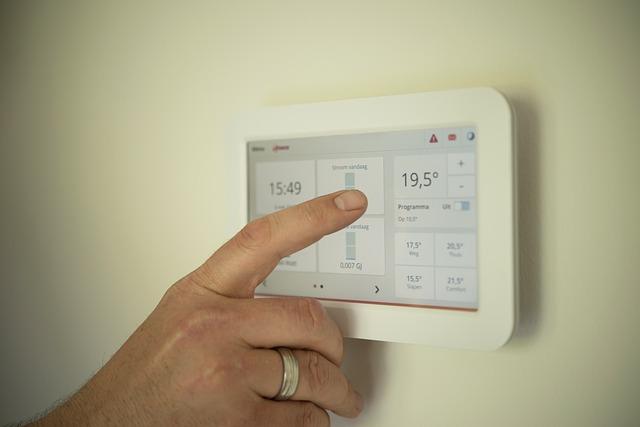 okos termosztátok