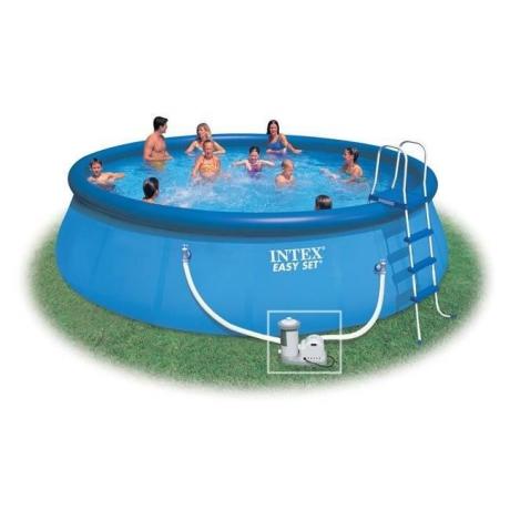 Egy INTEX medence megvásárlása mindig jó ötlet! - Hullámfürdő at Hullámfürdő