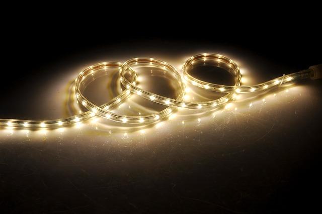 Öntapadó LED szalag