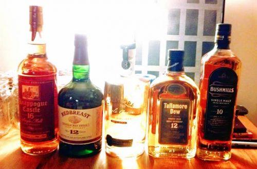 whiskey márkák